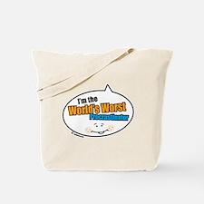 Worst Procrastinator Tote Bag