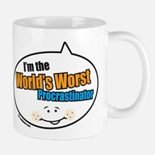 Worst Procrastinator Mug