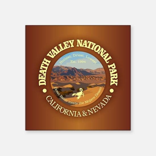 Death Valley NP Sticker