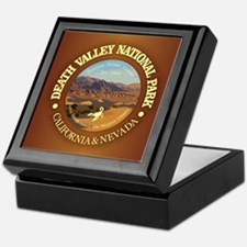 Death Valley NP Keepsake Box