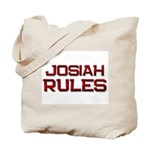 josiah rules Tote Bag