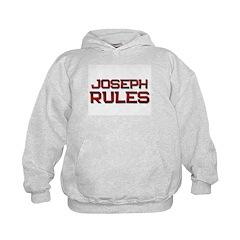 joseph rules Hoodie