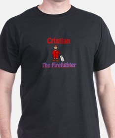 Cristian - Firefighter T-Shirt