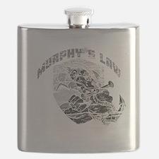 Cute Murphy Flask