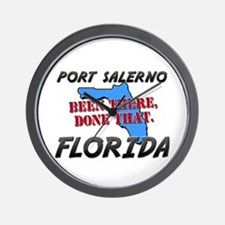 port salerno florida - been there, done that Wall