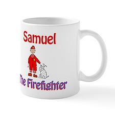 Samuel - Firefighter Mug