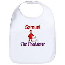 Samuel - Firefighter Bib