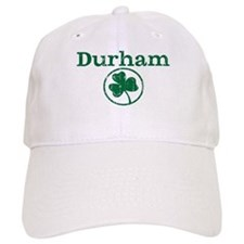Durham shamrock Baseball Cap
