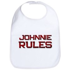 johnnie rules Bib