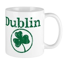 Dublin shamrock Mug