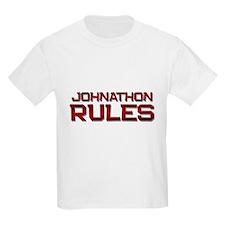 johnathon rules T-Shirt