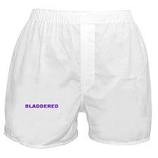 BLADDERED Boxer Shorts