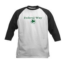 Federal Way shamrock Tee