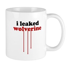 Cute Michigan wolverines mens Mug