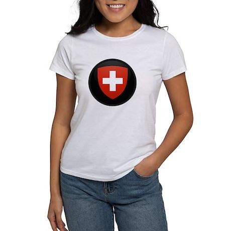 Coat of Arms of Switzerland Women's T-Shirt