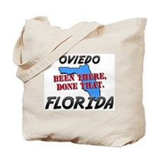oviedo florida - been there, done that Tote Bag