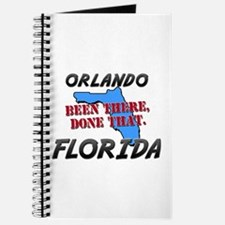 orlando florida - been there, done that Journal
