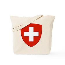 Switzerland Coat of Arms Tote Bag