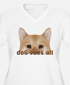 Finnish Spitz Eyes T-Shirt