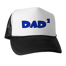 Dad 2 Trucker Hat