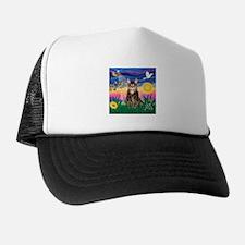 Twilight / Tab Tiger Cat Trucker Hat