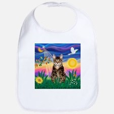 Twilight / Tab Tiger Cat Bib