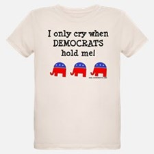 When Democrats Hold Me T-Shirt