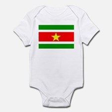 suriname Flag Infant Bodysuit