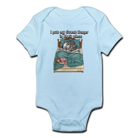 In Their Place Infant Bodysuit