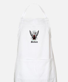 Sudanese Coat of Arms Seal BBQ Apron