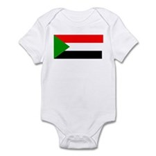 sudan Flag Infant Bodysuit