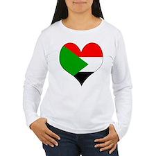 I Love sudan T-Shirt