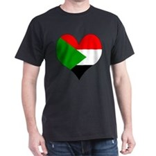 I Love sudan T-Shirt
