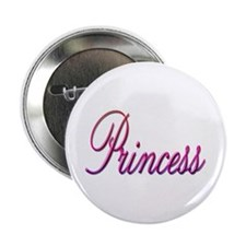 "Princess 2.25"" Button (10 pack)"