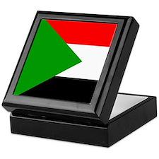 Sudanese Keepsake Box