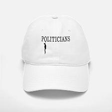 Hanging Politicians Baseball Baseball Cap