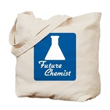 Future Chemist Tote Bag