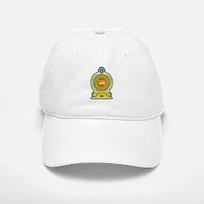 Sri Lanka Coat of Arms Baseball Baseball Cap