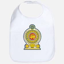 Sri Lanka Coat of Arms Bib