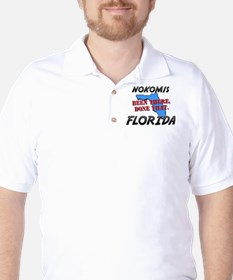 nokomis florida - been there, done that T-Shirt