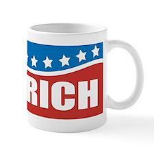 Gingrich Patriotic Small Mug