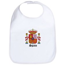 Spaniard Coat of Arms Seal Bib