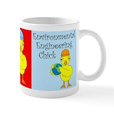 Environmental Engineering Chick Mug