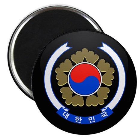 Coat of Arms of South Korea Magnet
