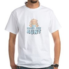 New Aunt Baby Boy Shirt