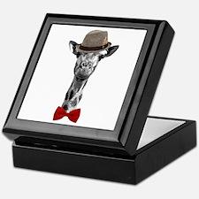 Mister Giraffe Keepsake Box
