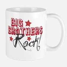 Big Brothers Rock Mug