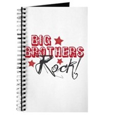 Big Brothers Rock Journal