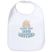 New Big Brother Baby Boy Bib