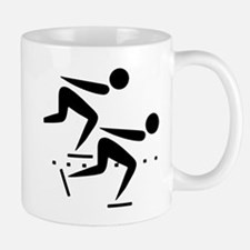 Speedskating Small Small Mug